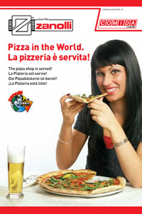 Pizza IN THE WORLD